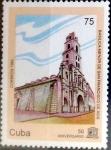 Sellos de America - Cuba -  Intercambio 1,25 usd 75 cents. 1995