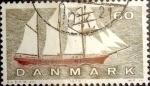 Sellos del Mundo : Europa : Dinamarca : Intercambio 0,20 usd 60 ore 1970