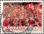 Sellos del Mundo : Europa : Dinamarca : Intercambio 0,40 usd 3,75 krone 1992