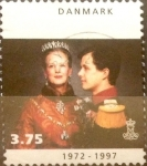 Sellos del Mundo : Europa : Dinamarca : Intercambio 0,30 usd 3,75 krone 1997