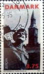 Stamps Denmark -  Intercambio 0,20 usd 3,75 krone 1995