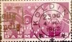 Sellos de Europa - Dinamarca -  Intercambio 0,20 usd 35 pre 1962