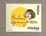 Stamps Poland -  Personajes polacos