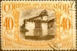 Sellos de America - Ecuador -  Intercambio 0,20 usd 40 cents. 1930