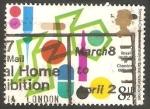 Stamps United Kingdom -  825 - Centº del Instituto de Química