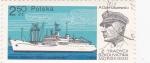 Stamps Poland -  NAVEGANTE