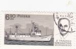 Sellos de Europa - Polonia -  NAVEGANTE