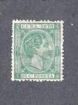Sellos de America - Cuba -  Rey Alfonso XII