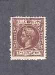 Sellos de America - Cuba -  Alfonso XIII niño