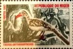 Sellos del Mundo : Africa : Níger : 1 franco 1967