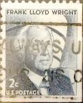 Sellos de America - Estados Unidos -  Intercambio 0,20 usd 2 cents. 1965