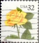 Stamps : America : United_States :  32 cents. 1996