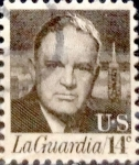 Stamps United States -  Intercambio 0,20 usd 14 cents. 1972