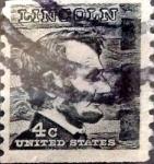 Sellos de America - Estados Unidos -  Intercambio 0,20 usd 4 cents. 1966
