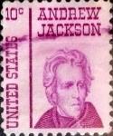 Sellos de America - Estados Unidos -  Intercambio 0,20 usd 10 cents. 1967