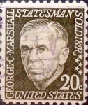 Stamps : America : United_States :  20 cents. 1967