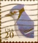 Sellos de America - Estados Unidos -  Intercambio 0,20 usd 20 cents. 1996