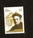 Stamps Ireland -  Pionero para total abstinencia consumo de alcohol en Irlanda
