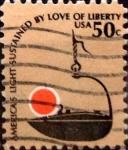 Sellos de America - Estados Unidos -  Intercambio 0,20 usd 50 cents. 1979
