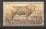 Sellos de Europa - España -  ESPAÑA SEGUNDO CENTENARIO USD Nº 1254 (0)