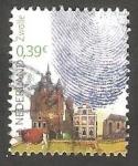 Sellos de Europa - Holanda -  Iglesia Zwolle