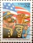 Sellos de America - Estados Unidos -  Intercambio 0,20 usd 32 cents. 1997