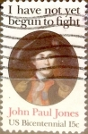 Stamps United States -  Intercambio cxrf2 0,20 usd 15 cents. 1979