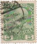 Sellos de Europa - Austria -  Y & T Nº 104 (I) - 2