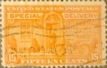 Stamps : America : United_States :  15 cents. 1925