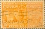 Sellos del Mundo : America : Estados_Unidos : 15 cents. 1925