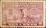 Sellos del Mundo : America : Estados_Unidos : 10 cents. 1922