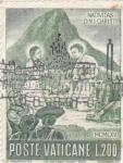 Stamps Vatican City -  NATIVIDAD