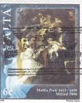 Stamps Malta -  PINTURA DE MATTIA PRETI