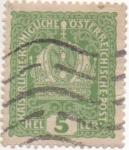 Stamps Austria -  Y & T Nº 144