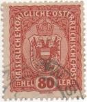 Sellos de Europa - Austria -  Y & T Nº 155