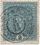 Stamps Austria -  Y & T Nº 158