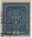 Sellos de Europa - Austria -  Y & T Nº 158a