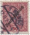 Sellos de Europa - Austria -  Y & T Nº 182
