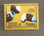 Stamps Europe - Poland -  Olimpiadas Barcelona 1992