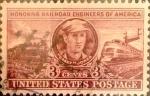 Sellos de America - Estados Unidos -  Intercambio cxrf2 0,20 usd 3 cents. 1950