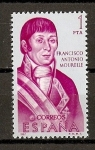 Stamps Spain -  Forjadores..