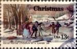 Sellos de America - Estados Unidos -  Intercambio cxrf2 0,20 usd 13 cents. 1976