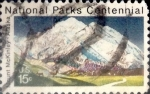 Stamps United States -  Intercambio 0,20 usd 15 cents. 1972