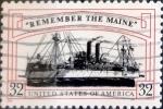 Sellos de America - Estados Unidos -  Intercambio cxrf2 0,20 usd 32 cents. 1998