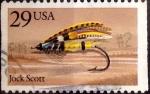 Sellos del Mundo : America : Estados_Unidos : Intercambio 0,20 usd 29 cents. 1991