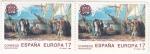 Sellos de Europa - España -  EUROPA CEPT. Salida de Palos (18)