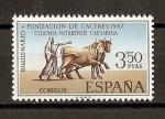 Stamps Spain -  Bimilenario de la Fundacion de Caceres.