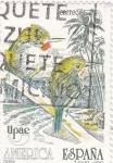 Sellos de Europa - España -  UPAEP -Todis (18)