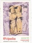 Stamps Spain -  Navidad-1998  (18)