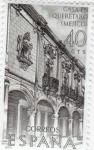 Stamps Spain -  Casa de Querétaro(Mexico)-forjadores de América(18)